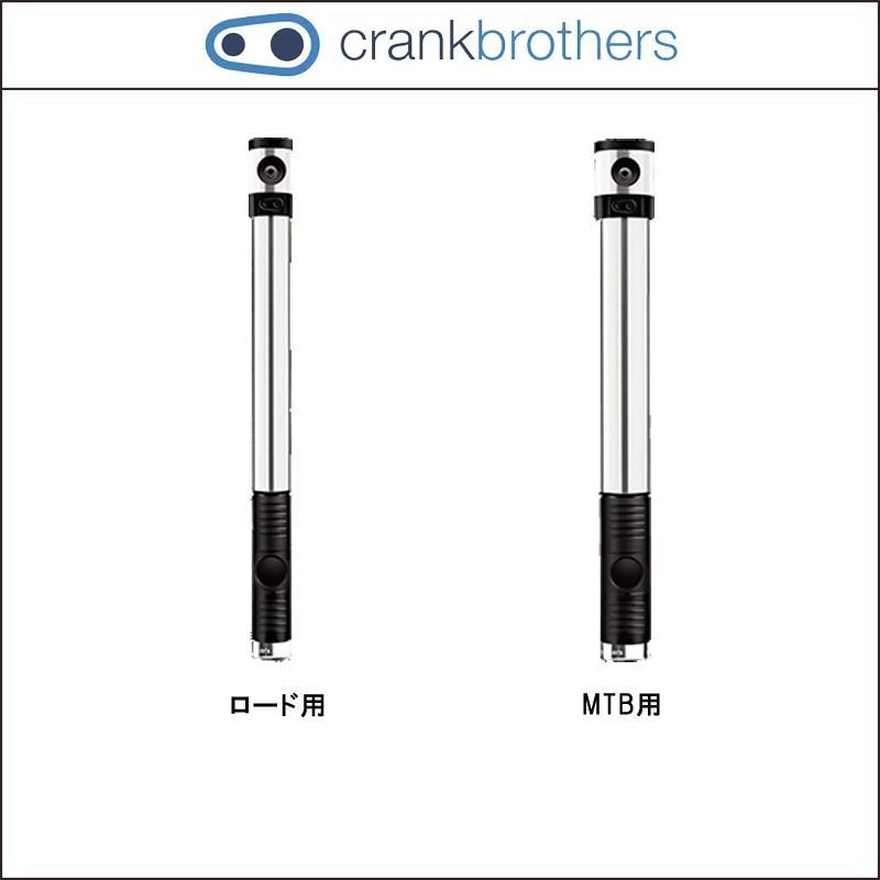 CRANK BROTHERS【クランクブラザーズ】クリック ゲージ【ミニポンプ】ハイファンクション、ハイデザインのミニポンプ|agbicycle