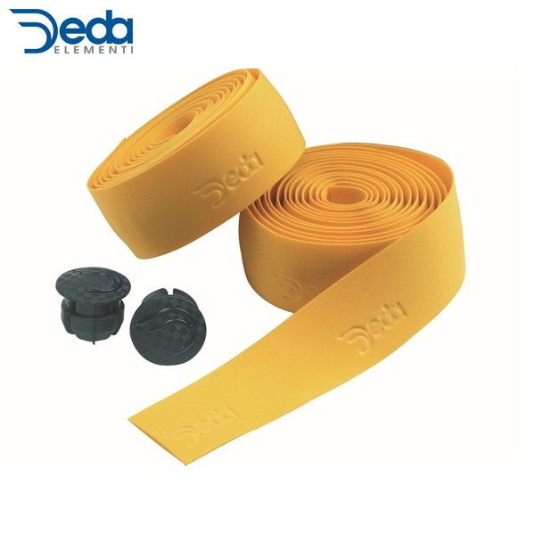 Deda/デダ バーテープ STD Intense ochre(イエロー)  TAPE1500 バーテープ ・日本正規品|agbicycle