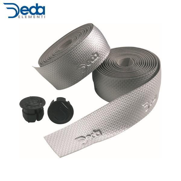 Deda/デダ バーテープ カーボン柄 20)シルバーカーボン  DEDATAPESILCARB バーテープ ・日本正規品|agbicycle