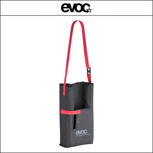 EVOC イーボック  ロードバイク ディスクアダプター ブラック one|agbicycle