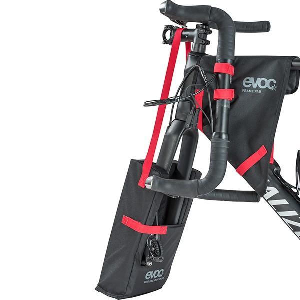 EVOC イーボック  ロードバイク ディスクアダプター ブラック one|agbicycle|02