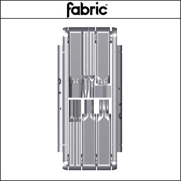 fabric【ファブリック】8 IN 1 MINI TOOL【ツール】【携帯工具】|agbicycle