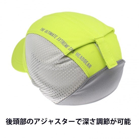 FEELCAP/フィールキャップ  SPEED PERFORMANCE CAP 360|agbicycle|21