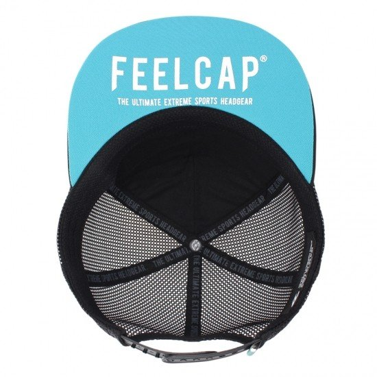 FEELCAP/フィールキャップ  FREESTYLE 5PANELS MESH CAP agbicycle 02