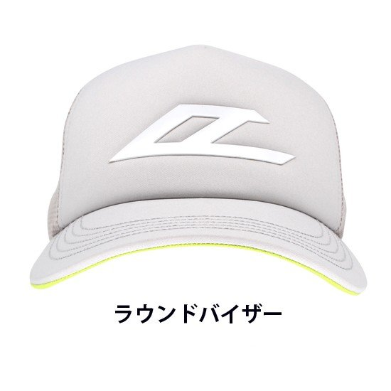 FEELCAP/フィールキャップ  FREESTYLE 5PANELS MESH CAP agbicycle 06
