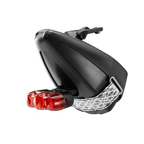 fizik フィジーク Saddle Bag TAKE + CATEYE RAPID3 サドル バッグ キャットアイ ラピッド 3|agbicycle