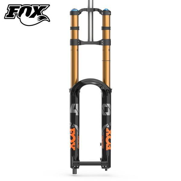 FOX/フォックス 40 FLOAT 27.5 Grip2 HL/CR SBlk 20TAX110 1.125 Flat 48mm  フロントフォーク 2021年モデル|agbicycle