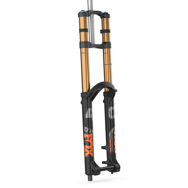 FOX/フォックス 40 FLOAT 27.5 Grip2 HL/CR SBlk 20TAX110 1.125 Flat 48mm  フロントフォーク 2021年モデル|agbicycle|02