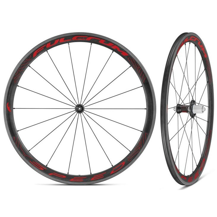 【FULCRUM/フルクラム】Speed (F+R)【17C】【クリンチャー】【バッグ付】【40mm】(スピード チューブラー)0329850001 0329850002 0329850003 0329850004|agbicycle|02