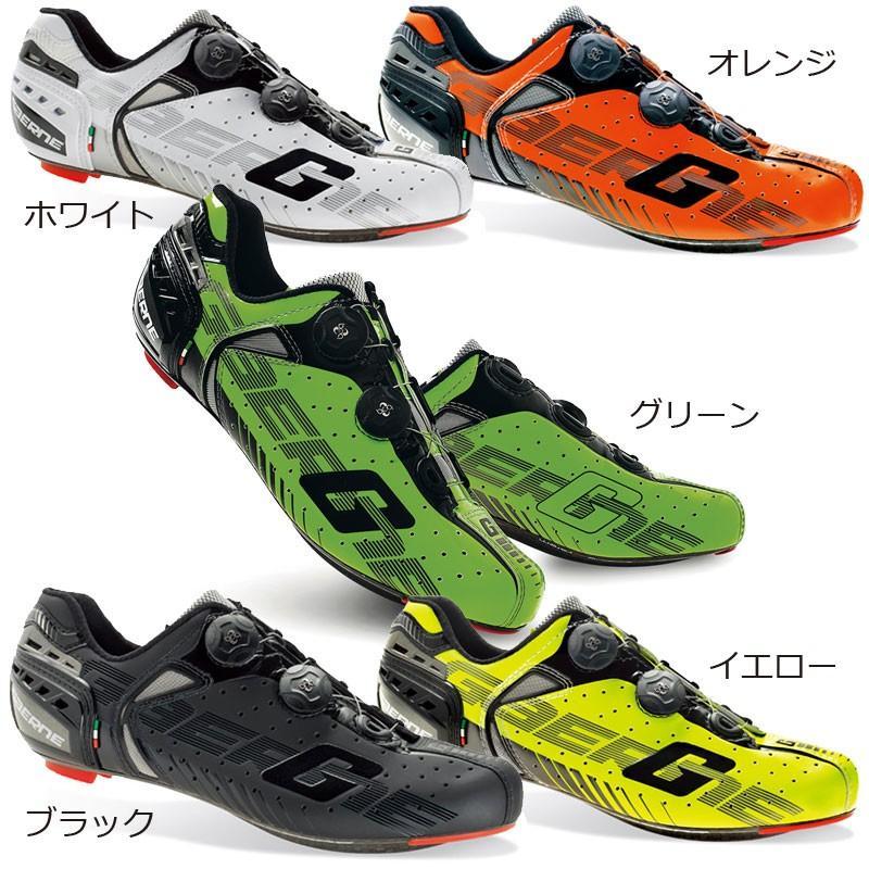 GAERNE ガエルネ コンポジットカーボン G.CHRONO  ジークロノ ロードバイク用シューズ|agbicycle