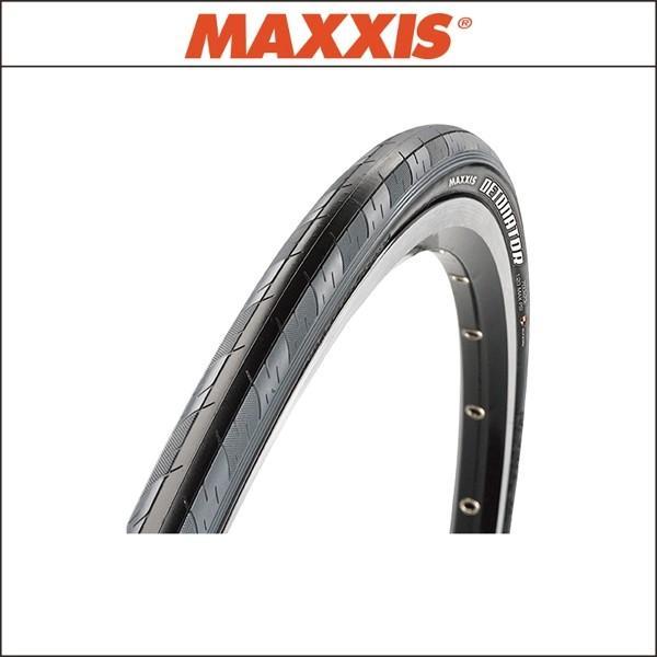 MAXXIS マキシス  DETONATAR デトネイター 700x32c ワイヤ- ブラック|agbicycle