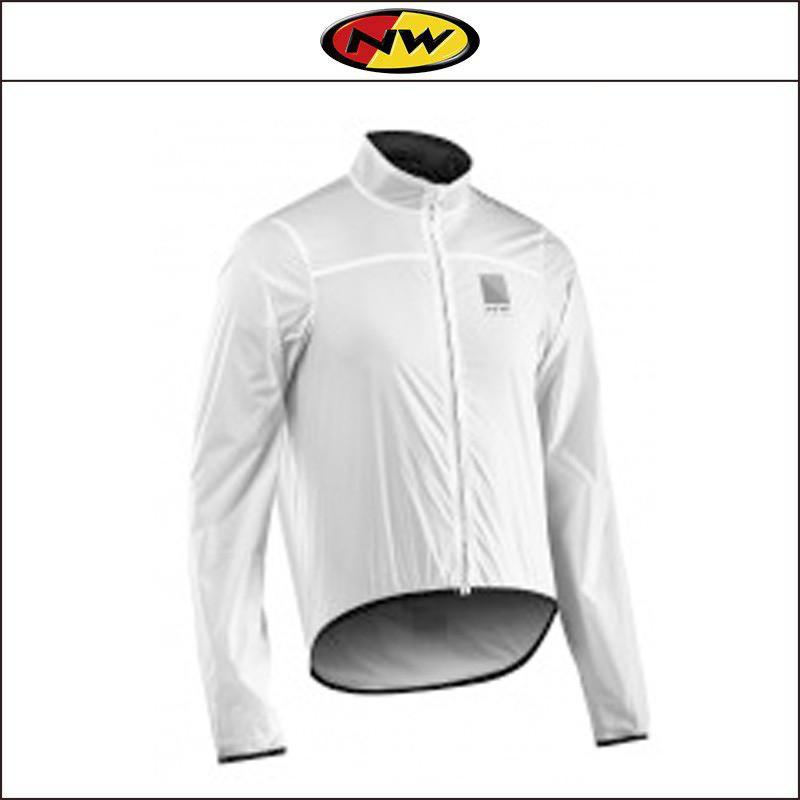 NORTHWAVE/ノースウェーブ  BREEZE 2 JACKET ブリーズ2 ジャケット WHITE|agbicycle