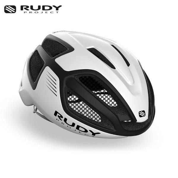 RUDY PROJECT/ルディプロジェクト SPECTRUM スペクトラム WHITE - BLACK (MATTE) ホワイト-ブラック(マット) ヘルメット ・日本正規品 agbicycle
