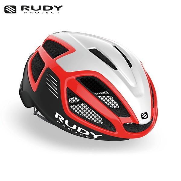 RUDY PROJECT/ルディプロジェクト SPECTRUM スペクトラム RED - BLACK (MATTE-SHINY) レッド-ブラック(マット-シャイニー) ヘルメット ・日本正規品 agbicycle