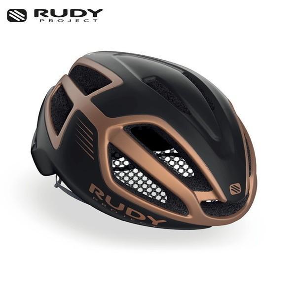 RUDY PROJECT/ルディプロジェクト SPECTRUM スペクトラム BLACK - BRONZE (MATTE) ブラック-ブロンズ(マット) ヘルメット ・日本正規品|agbicycle