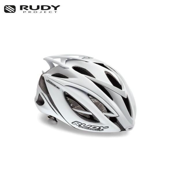 RUDY PROJECT/ルディプロジェクト RACEMASTER レースマスター ホワイトステルス (マット) ヘルメット ・日本正規品 agbicycle