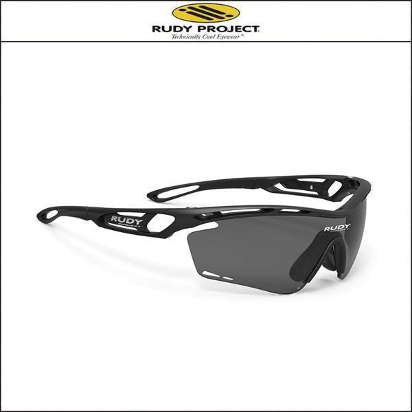 RUDY PROJECT/ルディプロジェクト TRALYXトラリクス マットブラックフレーム ポラール3FXレンズ SP395906
