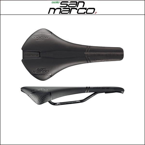 SanMarco(サンマルコ)  マントラ フルフィット ダイナミック ワイド ブラック agbicycle