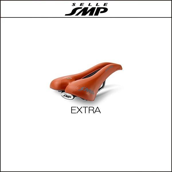 サドル SELLE SMP セラSMP エクストラ EXTRA LIGHT BROWN|agbicycle