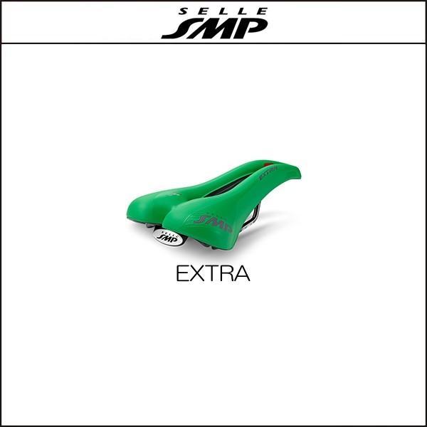 サドル SELLE SMP セラSMP エクストラ EXTRA LIGHT GREEN|agbicycle
