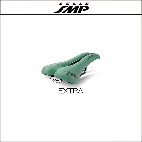 サドル SELLE SMP セラSMP エクストラ EXTRA GREEN agbicycle