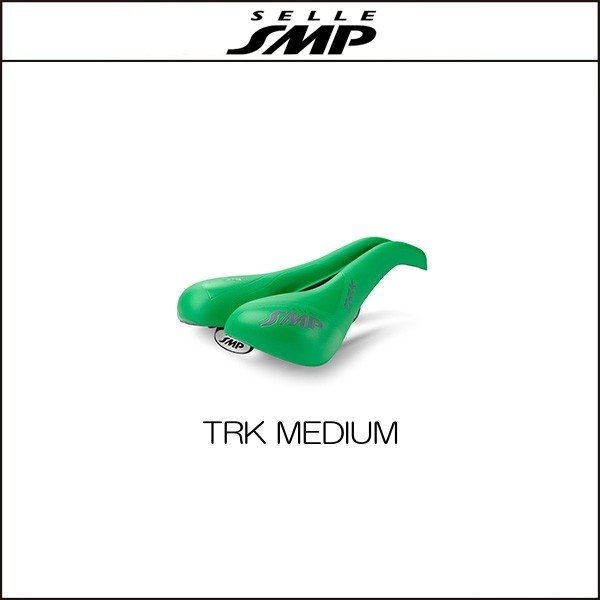 サドル SELLE SMP セラSMP ティーアールケイ ミディアム TRK MEDIUM GREEN|agbicycle