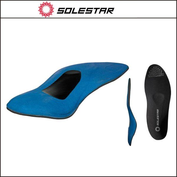Solestar ソールスター TOUR ツアー【インソール】【中敷き】|agbicycle
