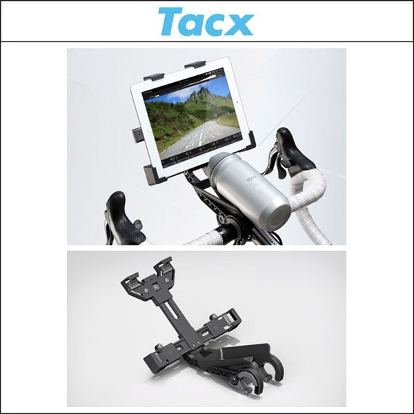 Tacx タックス Brackets for Tablets ブラケット フォー テーブル 【ローラーオプション】 agbicycle