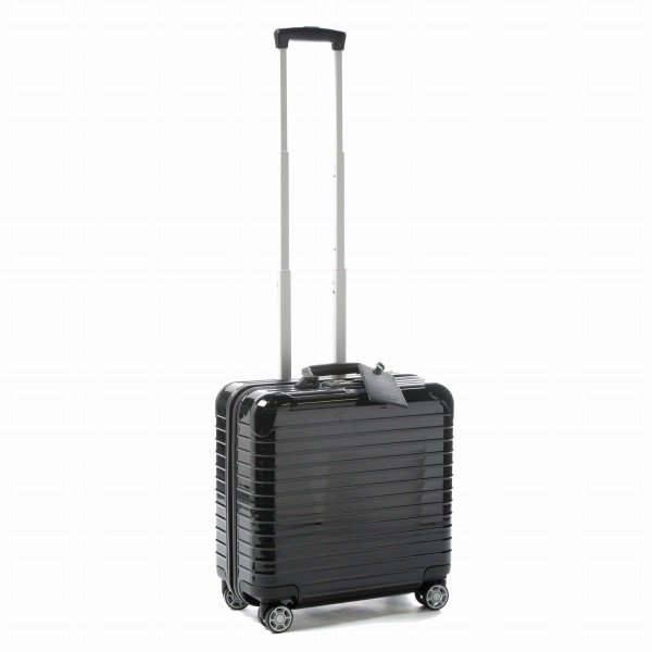 リモワ/RIMOWA キャリーバッグ メンズ SALSA DELUXE スーツケース 29L ブラック 87040 83040504-0001-0001