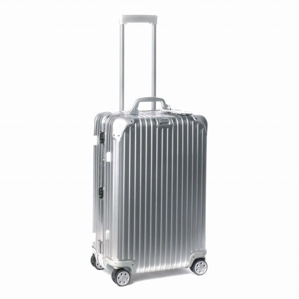 リモワ/RIMOWA キャリーバッグ メンズ TOPAS スーツケース 64L シルバー NEWモデル 92463004-0002-0013