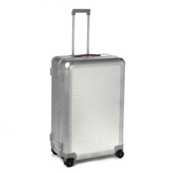 エフピーエム/FPM キャリーバッグ メンズ BANK SPINNER 76 90L スーツケース スモークシルバー 2017年春夏新作 076-0001-826