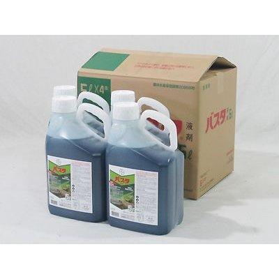 (農薬)バスタ 5L(4本入り)(園芸用 除草剤)