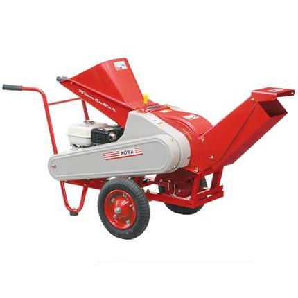 新興和 新コーワ S-160E 粉砕機 チッパー 堆肥用カッター 稲わら・牧草・山草 粉砕機 (手押し式)