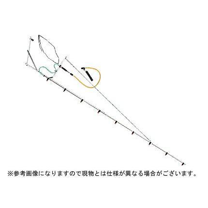 ヤマホ 片持ブームG型9頭口キリナシ除草タイプ(G1/4)(噴霧器 噴霧機 動噴 防除 ノズル 噴口)