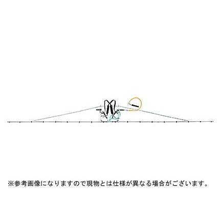 ヤマホ 中持ブームG型18頭口ラウンド25タイプ(G3/8)(噴霧器 噴霧機 動噴 防除 ノズル 噴口)
