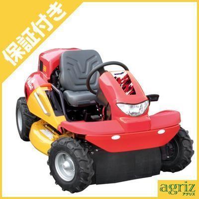 (プレミア保証プラス付き) 筑水キャニコム CMX2404HC 乗用草刈機 (4WD・22馬力) (刈幅:975mm)(試運転済み)