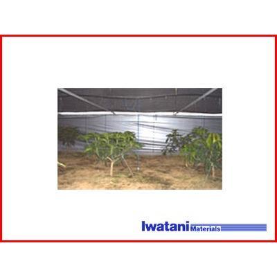 岩谷 イワタニ 三層シルバーポリ 保温用 0.1mm×330cm×100m