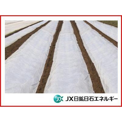 JX日石 不織布 ワリフ 白 遮光率5% 防虫/保温/通気用 1.2m×100m 5本入