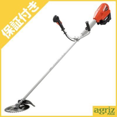 (プレミア保証付き) やまびこエコー BSR56VU/200 充電式草刈機 刈払機 (両手ハンドル)