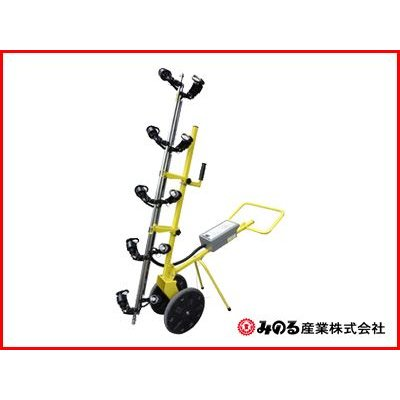 みのる産業 静電噴口(多頭型) FSR-150(噴霧器・噴霧機・動噴・防除用)