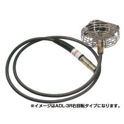 永田 麻場式カクハンキ ADL-3LR(T型ジョイント付)(噴霧器 噴霧機 動噴 防除 噴口 ノズル)