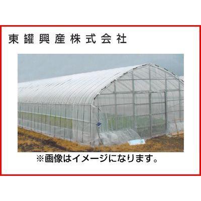 東罐 トーカン トーカンエースNHブルー 巾270cm 厚さ0.1mm 100m巻 農業資材 園芸用品 家庭菜園 農PO ビニールハウス