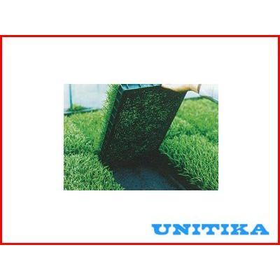 ユニチカ 育苗下敷用 不織布 ラブシート ブラック 235cm×100m 2本入 20507BKD