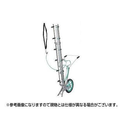 ヤマホ カートジェッターS型1輪(G1/4)(噴霧器 噴霧機 動噴 防除 噴口 ノズル)