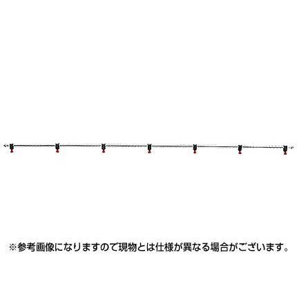 ヤマホ ブーム用ステン噴管ノズルS15型7頭口(G1/4)(噴霧器 噴霧機 動噴 防除 噴口 ノズル)