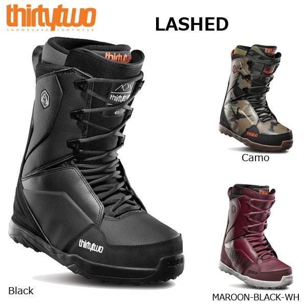 スノーボード ブーツ 靴 19-20 THIRTYTWO サーティツー LASHED ラッシュド