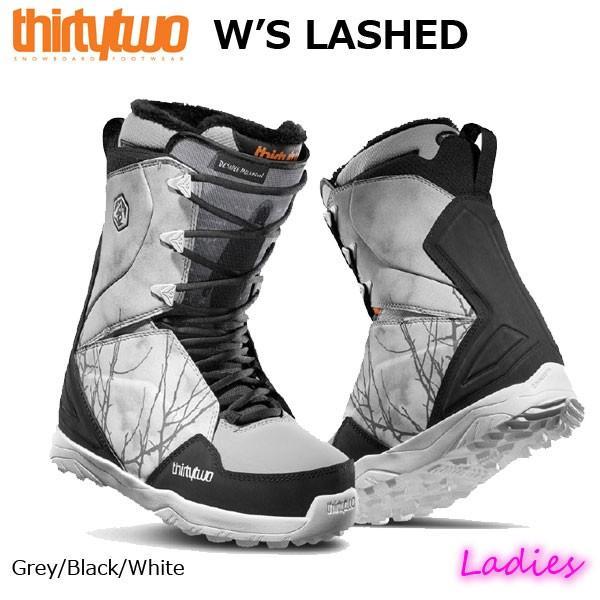 スノーボード ブーツ 靴 19-20 THIRTYTWO サーティツー LASHED W MELANCON ラッシュド ウーマン メランコン