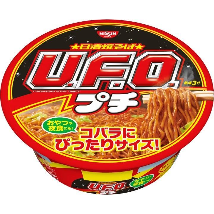 日清食品 日清焼そばプチU.F.O. 上質 商い ×12食入