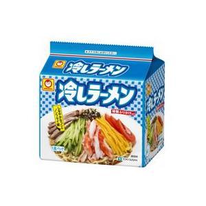 東洋水産 冷しラーメン 出荷 5食パック 出荷 ×6袋入