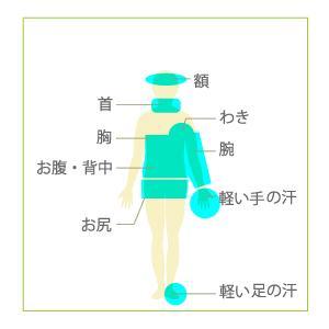 制汗剤 AHCセンシティブ 50ml 2本セット( 脇汗 臭い ワキガ 腋臭 顔汗 デオドラント 胸汗 身体の汗と臭いに ) 医薬部外品|ahcswiss|02